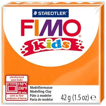 Πηλός Πορτοκαλί STAEDTLER 42gr FIMO-KIDS 8030