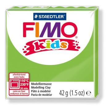 Πηλός Πράσινος STAEDTLER 42gr FIMO-KIDS 8030