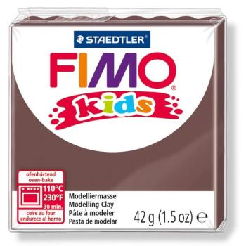 Πηλός Καφέ STAEDTLER 42gr FIMO-KIDS 8030