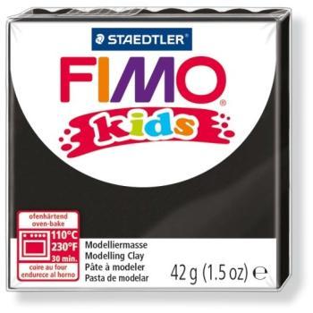Πηλός Μαύρος STAEDTLER 42gr FIMO-KIDS 8030