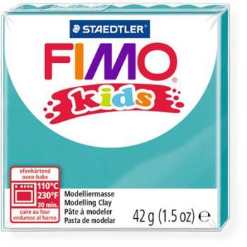 Πηλός Τιρκουάζ STAEDTLER 42gr FIMO-KIDS 8030