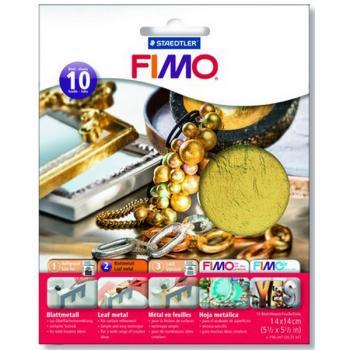 ΕΠΙΦΑΝΕΙΑ STAEDTLER 8781-11 GOLD 14Χ14cm 10τεμ