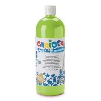Τέμπερα CARIOCA Superwashable μπουκάλι 1000ml ΛΑΧΑΝΙ