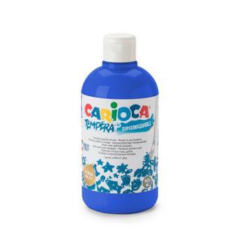 Τέμπερα CARIOCA Superwashable μπουκάλι 500ml ΜΠΛΕ ΣΚΟΥΡΟ