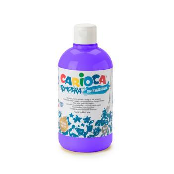 Τέμπερα CARIOCA Superwashable μπουκάλι 500ml ΜΩΒ