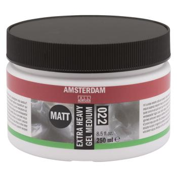Βερνίκι TALENS AMSTERD. GEL TALENS 022 MATT 250ml