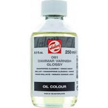 Βερνίκι TALENS 081 OIL DAMMAR GLOSSY 250ml