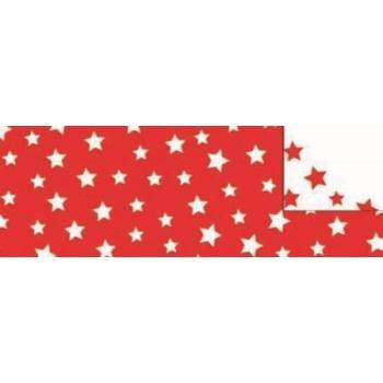 ΧΑΡΤΙ URSUS STARLETS MINI 50x68/300gr RED 10Φ