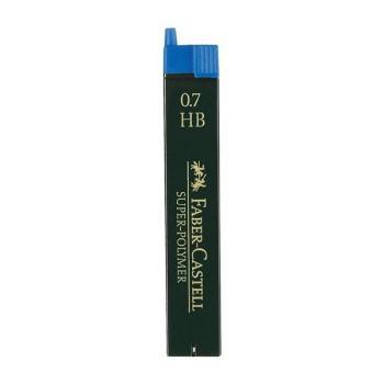 Μύτες για μηχανικό μολύβι HΒ FABER CASTELL 0.7mm 9067
