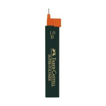 Μύτες για μηχανικό μολύβι Β FABER CASTELL 1.0mm 9069