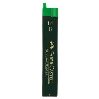Μύτες για μηχανικό μολύβι Β FABER CASTELL 1.4mm
