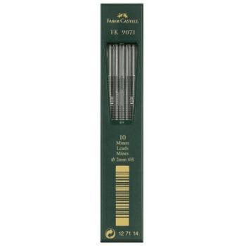 Μύτες για μηχανικό μολύβι B FABER CASTELL 2.0mm 9071