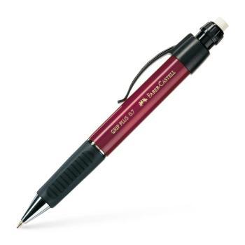 Μηχανικό Μολύβι Faber Castell AWF 130731 GRIP PLUS κόκκινο 0,7mm