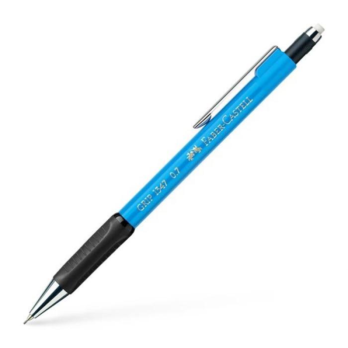 Μηχανικό Μολύβι Faber Castell AWF 134752 GRIP γαλάζιο 0,7mm
