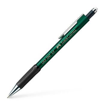 Μηχανικό Μολύβι Faber Castell AWF 134763 GRIP πράσινο 0,7mm