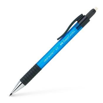 Μηχανικό Μολύβι Faber Castell 137551 GRIPMATIC μπλε 0,5mm