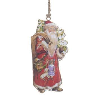 INART Χριστουγεννιάτικο Διακοσμητικό Κρεμαστό 2-70-429-0076