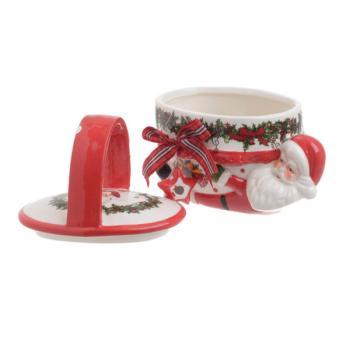 INART Χριστουγεννιάτικη Μπισκοτοθήκη 2-60-945-0054
