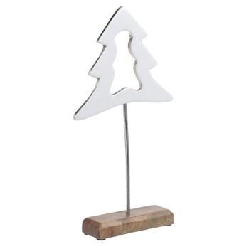 "INART Μεταλλικό/ξύλινο διακοσμητικό ""δέντρο"" 2-70-357-0023"
