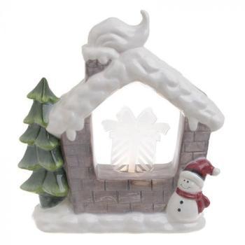 INART Χριστουγεννιάτικο Διακοσμητικό Με Φως 2-70-403-0005