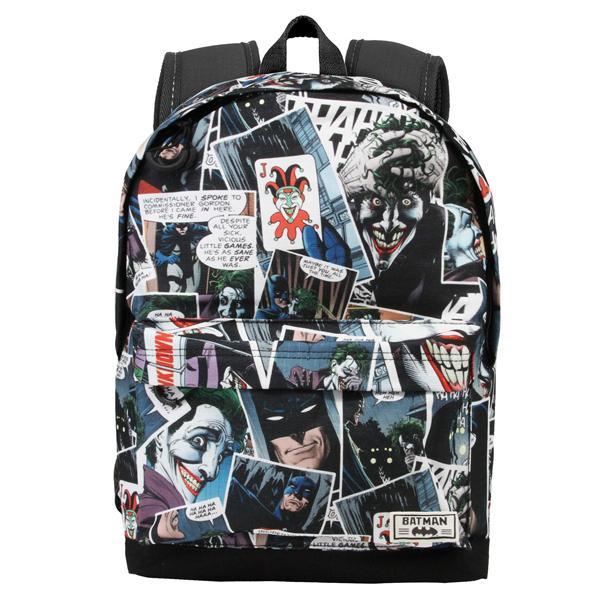 Σχολική τσάντα KARACTERMANIA *JOKER* 37cm X 45cm X 15cm