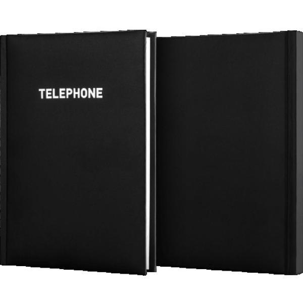 Ευρετήριο δεμένο BASIC 8,5 x 11cm (4 χρώματα)