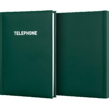 Ευρετήριο δεμένο BASIC 8,5 x 13cm (4 χρώματα)