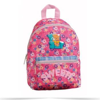 Σχολική τσάντα νηπίου LYCSAC Bonnie Line 33x22.5x11.5 cm 52473