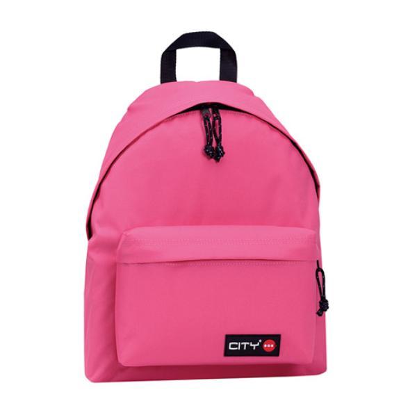 b644fbccf6 Σχολική τσάντα πλάτης CITY 41x30x15 φούξια 96117