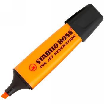 Μαρκαδόρος Υπογράμμισης STABILO BOSS φωσφοριζέ πορτοκαλί