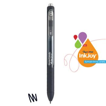 Στυλό GEL Papermate INK JOY GEL RT [M] 0,7 mm Μαύρο