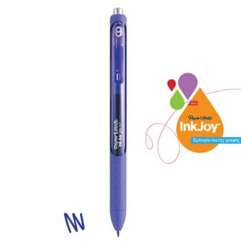 Στυλό GEL Papermate INK JOY GEL RT [M] 0,7 mm Μπλε