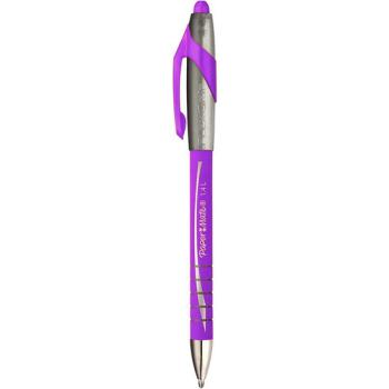 Στυλό διαρκείας Papermate Flexgrip ELITE 1,4 mm Μωβ