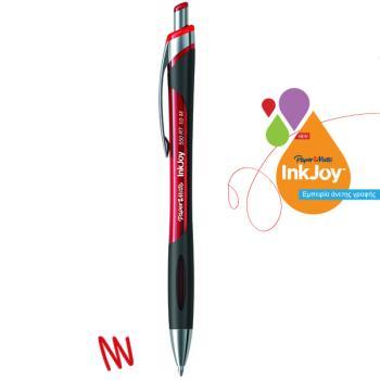 Στυλό διαρκείας Papermate INKJOY 550 RT 1,00 mm Κόκκινο
