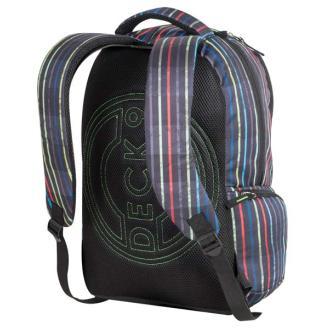 Σχολική τσάντα DECK9 LINES STRIPES 8-01-814-05