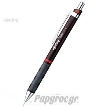 Μηχανικό μολύβι ROTRING ΤΙΚΚΥ C-Code BURGUNDY 0.5 1904691