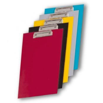Πινακίδα CLIP BOARD SKAG χωρίς καπάκι 25x35 (5 χρώματα) 151337