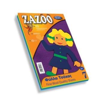 Φύλλα τσόχας Zazoo SKAG 20X30 Νο7 221276