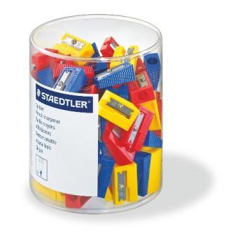 Οικονομική ξύστρα πλαστική STAEDLER (1 τεμ)