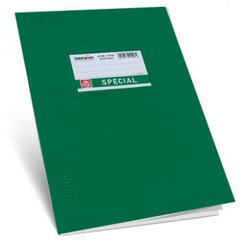 Σχολικά τετράδια SPECIAL ΕΞΗΓΗΣΗ 17 x 25 Πράσινο 50 φύλλα
