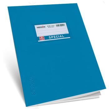 Σχολικά τετράδια SPECIAL ΕΞΗΓΗΣΗ 17 x 25 Γαλάζιο 50 φύλλα