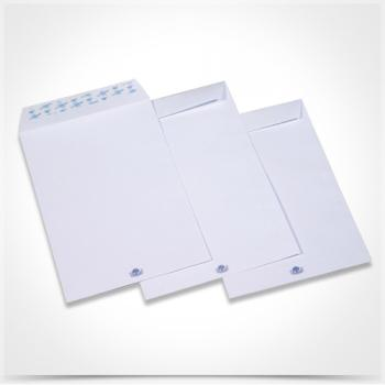 Σακούλες Λευκές Αυτοκόλλητες TYPOTRUST 90gr 365 x 450 (250 ΤΕΜ)