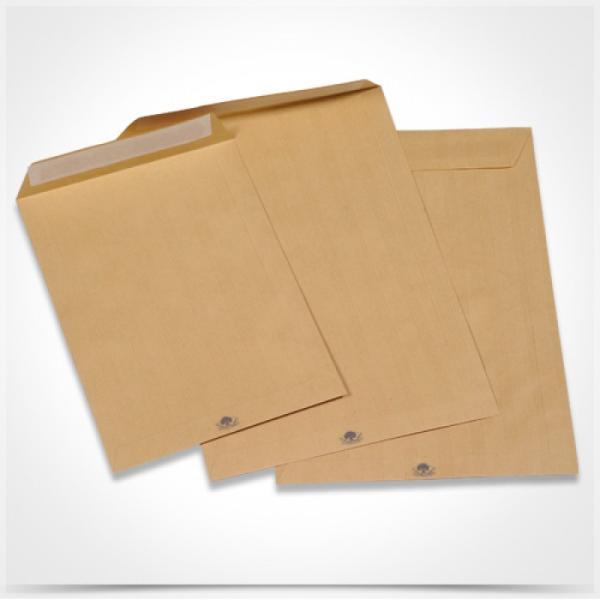 Σακούλες Κράφτ Αυτοκόλλητες TYPOTRUST 90gr 365 x 450 (250 ΤΕΜ)