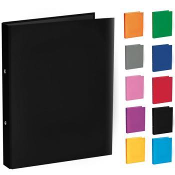 Ντοσιέ σχολικό TYPOTRUST με 2 κρίκους 24x32cm (10 χρώματα)