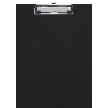 Πινακίδα TYPOTRUST μονή Α4 με πιάστρα μαύρη