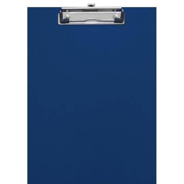 Πινακίδα TYPOTRUST μονή Α4 με πιάστρα μπλε
