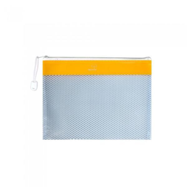 Τσαντάκι με φερμουάρ TYPOTRUST ZIP Α5 (4 χρώματα)
