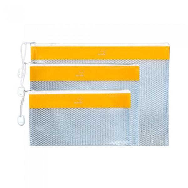 Τσαντάκι με φερμουάρ TYPOTRUST ZIP 29.5x21.5cm (4 χρώματα)