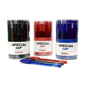 Στυλό διαρκείας TYPOTRUST SPECIAL CAP 1.0mm (3 χρώματα)