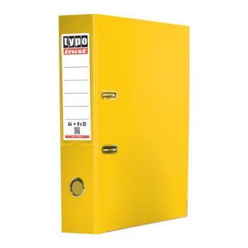 Κλασέρ PP TYPOTRUST με μηχανισμό 8/32 κίτρινο